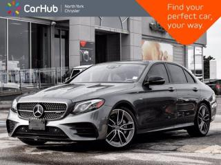 Used 2020 Mercedes-Benz E-Class AMG E 53 4MATIC+ Burmester Panoramic Roof for sale in Thornhill, ON