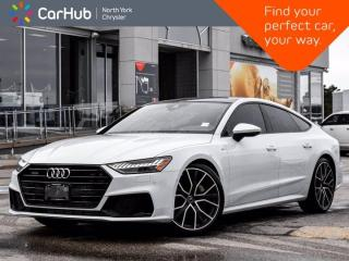 Used 2019 Audi A7 Sportback Technik Quattro S-Line Bang & Olufsen Vented & Heated Seats for sale in Thornhill, ON