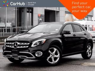 Used 2018 Mercedes-Benz GLA GLA 250 4MATIC Panoramic Roof Apple CarPlay for sale in Thornhill, ON