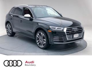 Used 2019 Audi SQ5 3.0T Technik quattro 8sp Tiptronic for sale in Burnaby, BC