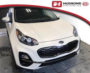New 2021 Kia Sportage LX S for sale in Stratford, ON