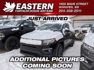 New 2021 Jeep Compass 80th Anniversary | Pano Sunroof | Backup Cam | Wi-Fi Hot Spot | for sale in Winnipeg, MB