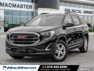 New 2021 GMC Terrain SLE ELEVATION EDITION | NAVIGATION | TURBO | AWD | HEATED SEATS | BLUETOOTH for sale in London, ON