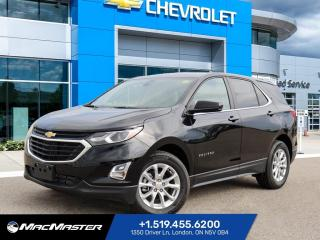 New 2021 Chevrolet Equinox LT TURBO   FWD   BLUETOOTH   HEATED SEATS   REAR VIEW CAMERA   FORWARD COLLISION ALERT for sale in London, ON