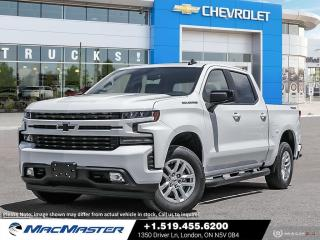 New 2021 Chevrolet Silverado 1500 RST OFF ROAD PKG | 4X4 | REMOTE START | HEATED SEATS | WI-FI HOTSPOT | BLUETOOTH for sale in London, ON