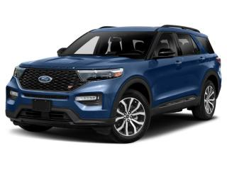 New 2021 Ford Explorer ST for sale in Fort Saskatchewan, AB