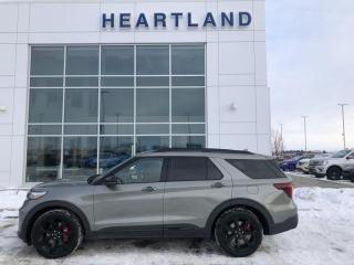 Used 2020 Ford Explorer NAVIGATION | LEATHER | AWD | PANORAMIC SUNROOF | REMOTE START- USED FORD DEALER for sale in Fort Saskatchewan, AB
