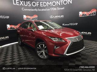 Used 2018 Lexus RX 350 Luxury Package for sale in Edmonton, AB