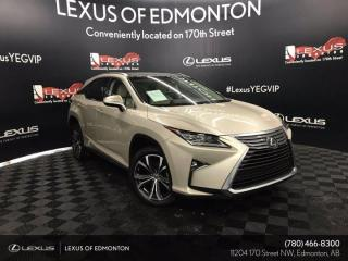 Used 2018 Lexus RX 350 Executive Package for sale in Edmonton, AB