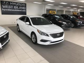 Used 2016 Hyundai Sonata GL AUTO MAGS A/C CRUISE BT BAS KM SIÈGES for sale in Dorval, QC
