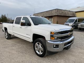 Used 2019 Chevrolet Silverado 2500 HD LTZ,8FtBox for sale in Ridgetown, ON