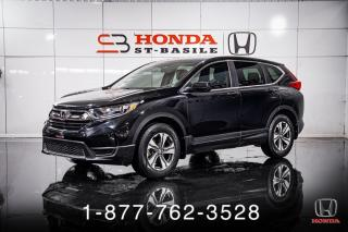 Used 2017 Honda CR-V LX + A/C + CRUISE + WOW ! for sale in St-Basile-le-Grand, QC