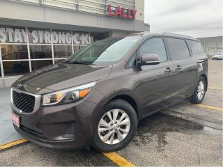 Used 2017 Kia Sedona LX+ for sale in Chatham, ON