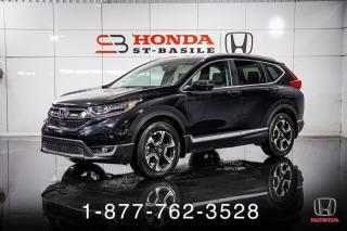 Used 2019 Honda CR-V TOURING + TOIT PANO + NAVI + WOW !! for sale in St-Basile-le-Grand, QC