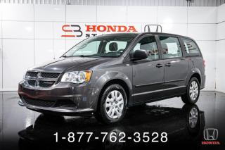 Used 2015 Dodge Grand Caravan SE + CRUISE + A/C + WOW ! for sale in St-Basile-le-Grand, QC