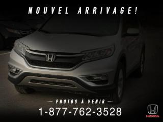 Used 2016 Honda CR-V EX + AWD + TOIT + MAGS + WOW ! for sale in St-Basile-le-Grand, QC
