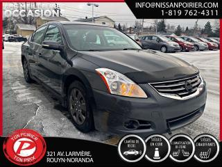 Used 2011 Nissan Altima 2,5 S for sale in Rouyn-Noranda, QC