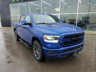 Used 2019 RAM 1500 Sport Tech Package, Apple CarPlay, NAV, Pano Sunroof!!! for sale in Ingersoll, ON