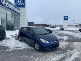 Used 2017 Hyundai Accent 5DR HB MAN GL for sale in Matane, QC
