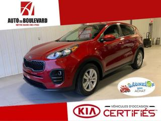 Used 2018 Kia Sportage LX GDI TOUT EQUIPE SIEGES CHAUFF for sale in Notre-Dame-des-Pins, QC