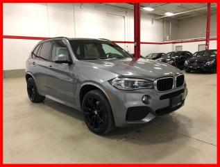 Used 2017 BMW X5 xDrive35i M-SPORT PREMIUM ENHANCED NO ACCIDENTS! for sale in Vaughan, ON