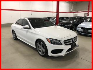 Used 2017 Mercedes-Benz C-Class C300 4MATIC PREMIUM SPORT LED HEATED STEERING for sale in Vaughan, ON