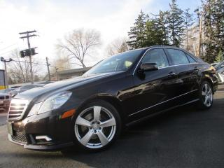 Used 2010 Mercedes-Benz E-Class 4DR SDN E 350 4MATIC for sale in Burlington, ON