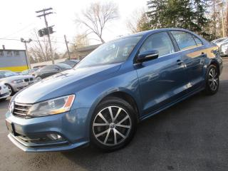 Used 2015 Volkswagen Jetta Sedan 4dr 2.0 TDI DSG Comfortline for sale in Burlington, ON