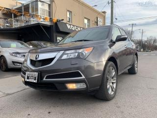 Used 2011 Acura MDX AWD 4dr for sale in Scarborough, ON