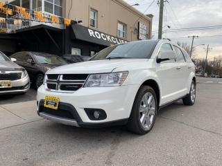 Used 2014 Dodge Journey AWD 4dr R/T for sale in Scarborough, ON