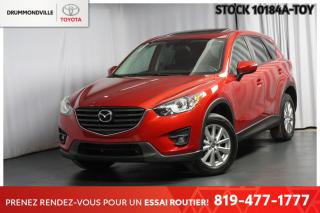 Used 2016 Mazda CX-5 GS| 1 PROPRIO| SIÈGES CHAUFFANTS for sale in Drummondville, QC