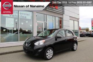 Used 2016 Nissan Micra S for sale in Nanaimo, BC