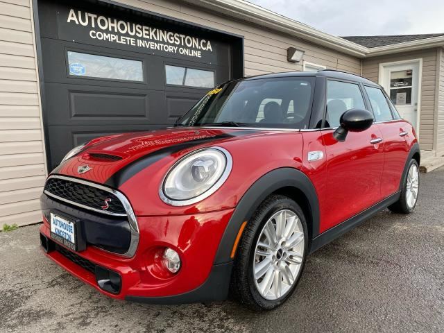 2017 MINI Cooper S - ONLY 23,000KMS!