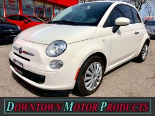 Used 2013 Fiat 500 Pop for sale in London, ON