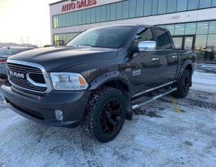 Used 2016 RAM 1500 Limited for sale in Saskatoon, SK
