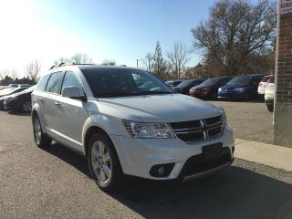 Used 2013 Dodge Journey R/T for sale in London, ON