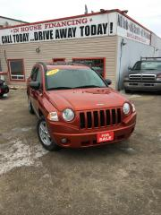 Used 2010 Jeep Compass North Edition for sale in Winnipeg, MB