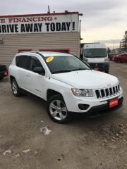 Used 2012 Jeep Compass Sport for sale in Winnipeg, MB