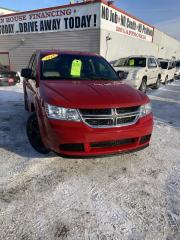 Used 2015 Dodge Journey Canada Value Pkg for sale in Winnipeg, MB