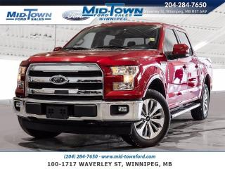 Used 2017 Ford F-150 5.0L for sale in Winnipeg, MB