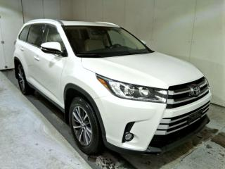 Used 2019 Toyota Highlander AWD XLE for sale in Toronto, ON