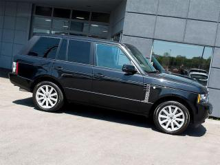 Used 2012 Land Rover Range Rover SUPERCHARGED|NAVI|360 CAMERA|20 inch ALLOYS for sale in Toronto, ON