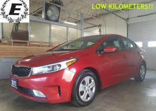 Used 2017 Kia Forte EX/LOW KILOMETERS!! for sale in Barrie, ON