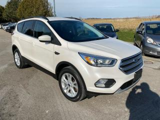 Used 2017 Ford Escape SE 4x4  navigation   Back up for sale in Waterloo, ON
