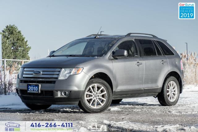 2010 Ford Edge SEL|AWD|Leather|Heated seats|