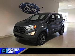 Used 2018 Ford EcoSport S 4RM for sale in Montréal, QC