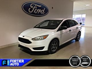 Used 2015 Ford Focus Berline S 4 portes for sale in Montréal, QC