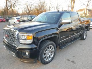 Used 2014 GMC Sierra 1500 Denali for sale in Brampton, ON