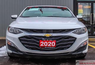 Used 2020 Chevrolet Malibu Premier|ACCIDENT FREE/]NAV|LEATHER|SUNROOF|BACKUPC for sale in Brampton, ON