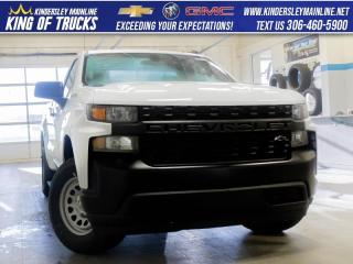 New 2021 Chevrolet Silverado 1500 Work Truck for sale in Kindersley, SK